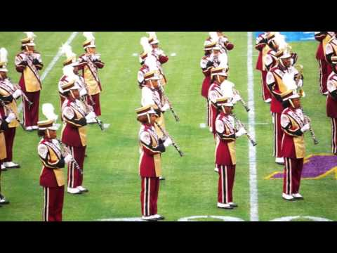 2015 Bethune-Cookman University- Marching Wildcats