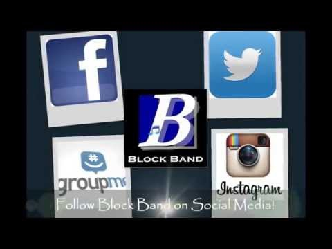 """""""Let it Burn"""" by Block Band for Marching Band - Group Size B"""