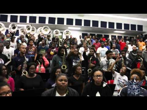 Jackson State - Prairie View Week '15 (Band Room Session)