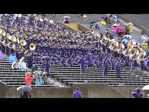 Alcorn State Marching Band - Now That We Found Love (2015)