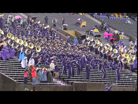 Cherokee Fight Song - Alcorn State (2015)