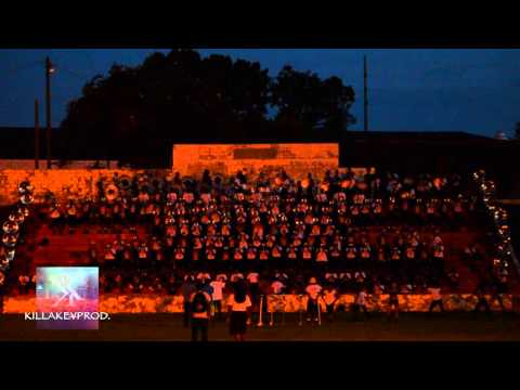 Talladega College Marching Band - Watch Me - 2015
