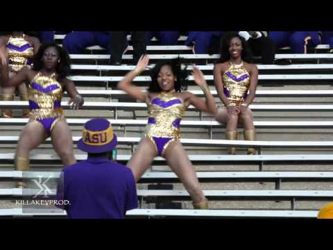 Alcorn State University Marching Band - HATERS - 2015