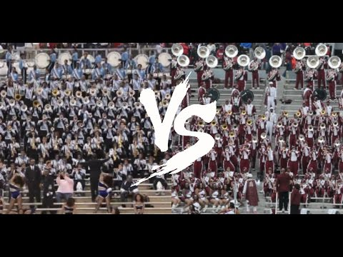Jackson State University v.s. Alabama A&M - No Role Models (Comparison) - 2015