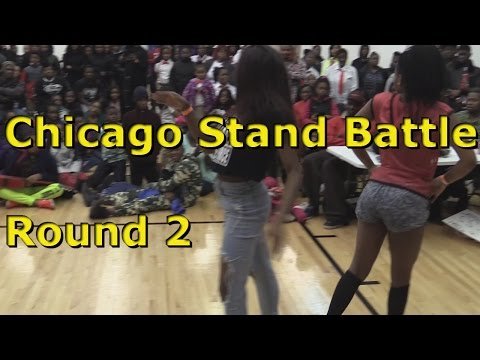 Stand Battle Round 2 - Dance Force Elite vs Dynasty