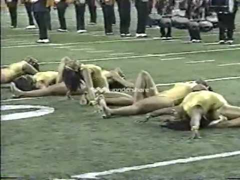 Langston University Halftime Show 2006 (Honda BOTB)