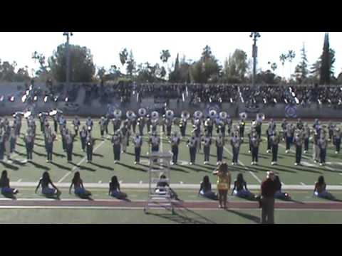 Albany State MRSB - Tournament of Roses Band Fest Performance