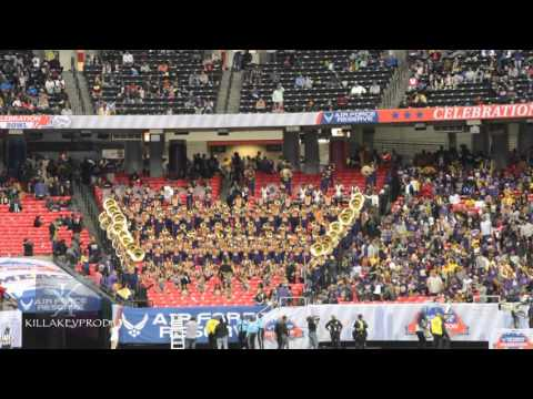 Alcorn State University Marching Band - This Could Be Us (100 Yds) - 2015
