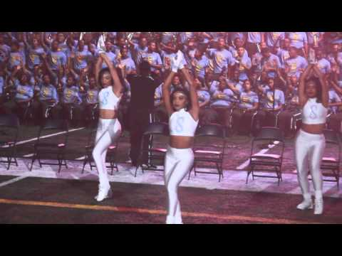 Southern University playing Ordinary People by John Legend | 2015 Bayou Classic BOTB