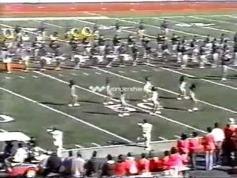 Langston University Homecoming Halftime Show 2005