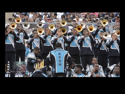 Capital City Classic (ASU v.s. JSU) - Section Fanfares - 2015