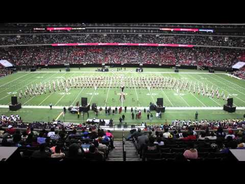 Bethune Cookman University Marching Wildcats - Honda Battle of the Bands (2016)