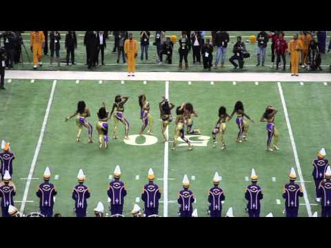 Alcorn State University Sounds of Dynomite - Honda Battle of the Bands (2016)