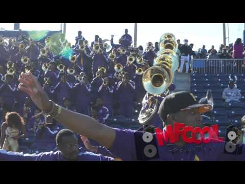 Alcorn Marching Band - This Could Be Us @ MLK BOTB in Biloxi, Ms