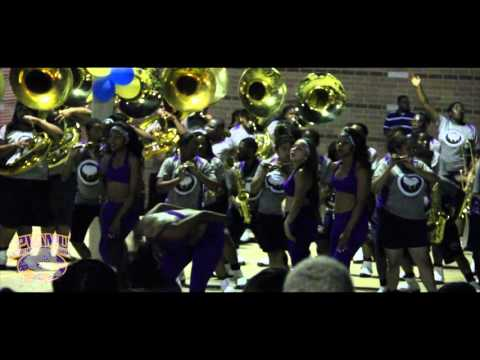PVAMU at Townview - State Fair Classic Pep Rally (2015)