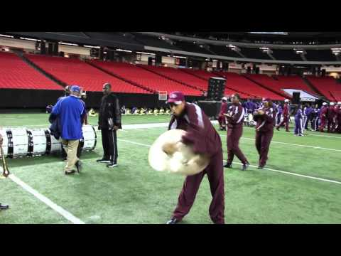 AAMU Cymbal Player (2016) #ZPHIZ