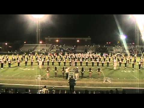 NSU Field Show @ Highland Springs HS Band Competition