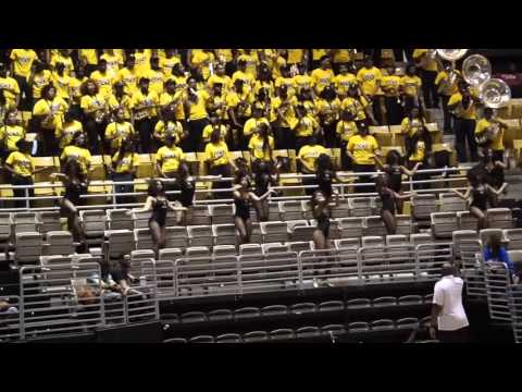 Alabama State: Mighty Marching Hornets vs. Talladega College Pt. 1