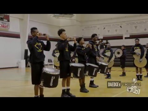 St. Martinville vs. Peabody | Northwest High School Drum Showcase 2016