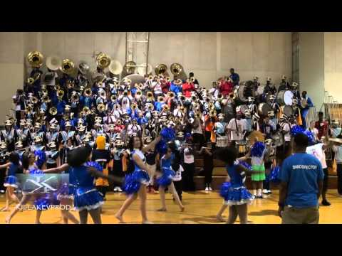 Levey Middle School Alumni Band - Tear Da Club Up/Foxy Brown - 2016
