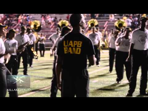 UAPB Marching Band - Pipe It Up - 2016