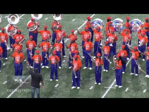 Landry Walker v.s. Tri-Cities High School - #UltimateBandClash - 2016