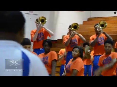 Hunters Lane High School Marching Band - Oui - 2016
