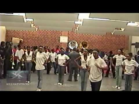 Osborn High School Marching Knights - Rap Mix