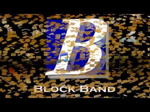 """Work"" by Block Band  for Pep Band Size B ""Hot Five Version"""