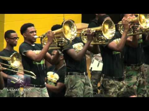 Whitehaven High School Marching Band - No F'n Wit - 2016