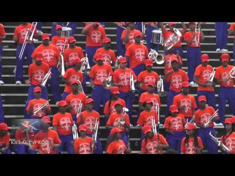 Landry Walker High School Marching Band - March Madness - 2016