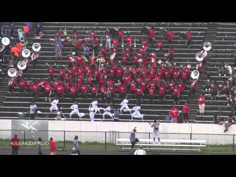 Tri-Cities High School Marching Band - Throw Some Mo - 2016
