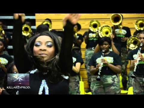 Whitehaven High School Marching Band - Maybach Music - 2016
