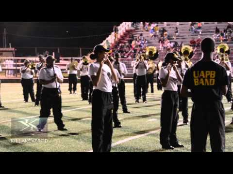 UAPB Marching Band - Yoga - 2016