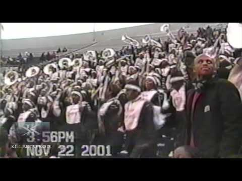 Jackson State v.s. Tennessee State University - Ugly Battle - 2001