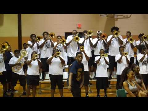CSRA All-Star Marching Band Medley (2016)