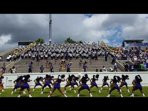 """Alcorn State-SOD""""""""Young Blood"""""""" MEAC/SWAC CHALLENGE game 2016"""