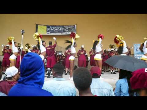 "Bethune Cookman University ""The Pride"" @ 2016 MEAC/SWAC PEP RALLY"