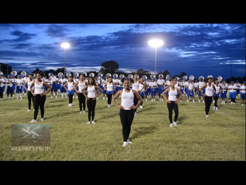 Tennessee State University Marching Band - THE MERGE - 2016