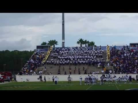 "Alcorn state university band ""Neck""-2016"