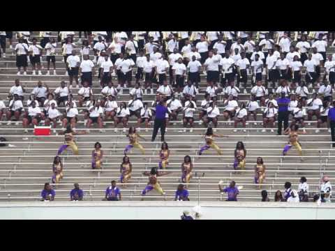 """Alcorn State University """"Sounds of Dyn-O-Mite"""" (2016) MEAC/SWAC Challenge"""