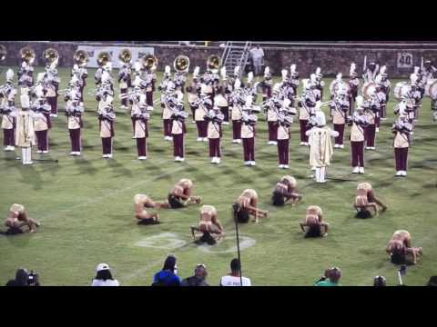 "Bethune Cookman University ""14 Karat Gold Dancers"" (2016)"