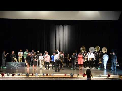 Motor City Heat Marching Band - Needed Me - 2016