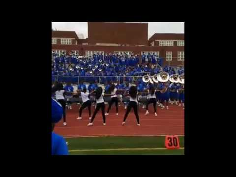 Tennessee State University Aristocrat of Bands Rehearsal 9/24/16