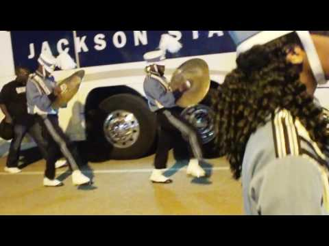 Jackson State (2016) Marching Out Southern Heritage Classic