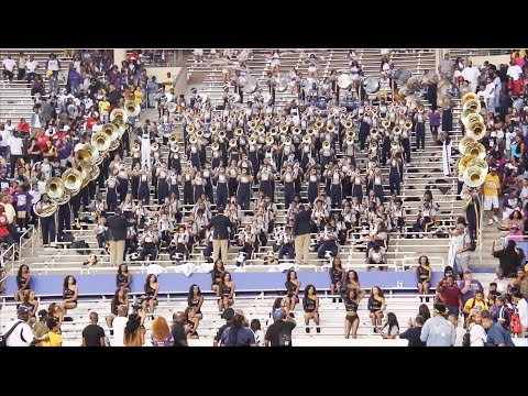 PVAMU vs. Grambling - State Fair Classic 5th Quarter (2016)