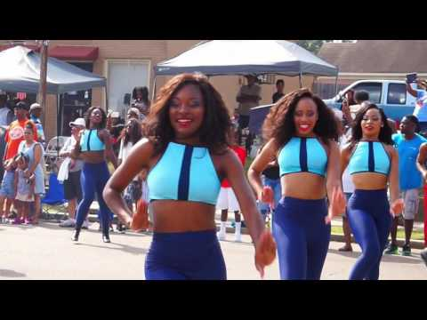 2016 Southern Heritage Classic Parade- Sonic Boom of the South