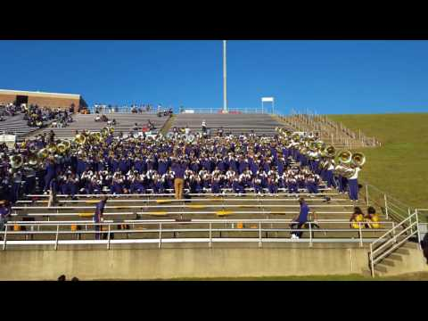 "Alcorn State-SOD """"All Day"""" vs Grambling 2016...o yeaaaaaa"
