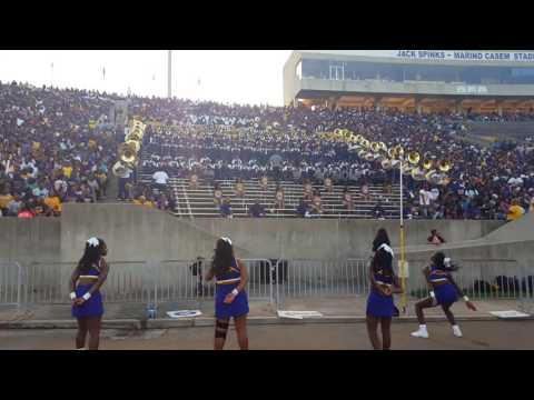 "Alcorn State-SOD""""All Day"""" against Alabama State 2016...o yeaaaaaa"