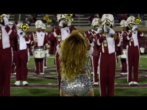 Alabama A&M University Marching Band - Dancing Divas - 2016